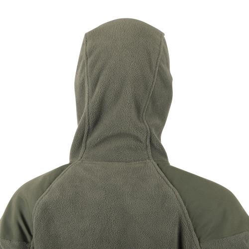 CUMULUS® Jacket - Heavy Fleece Detail 4