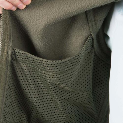 CUMULUS® Jacket - Heavy Fleece Detail 3