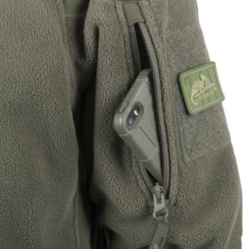 CUMULUS® Jacket - Heavy Fleece Detail 7