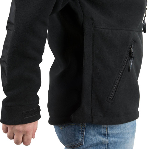 DEFENDER Jacket - Fleece Detail 8