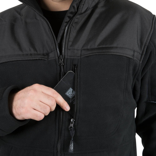DEFENDER Jacket - Fleece Detail 6