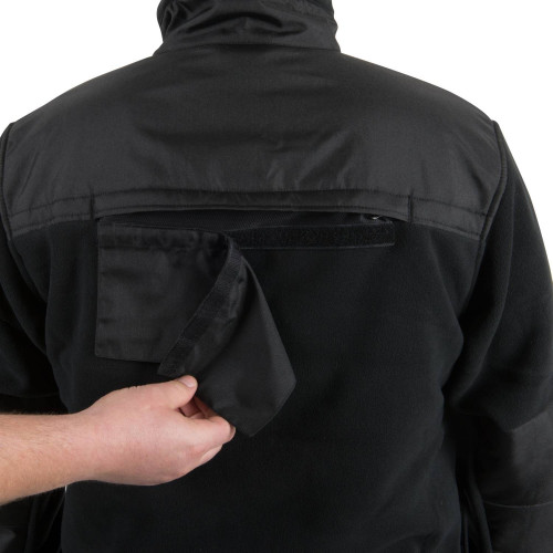 DEFENDER Jacket - Fleece Detail 4