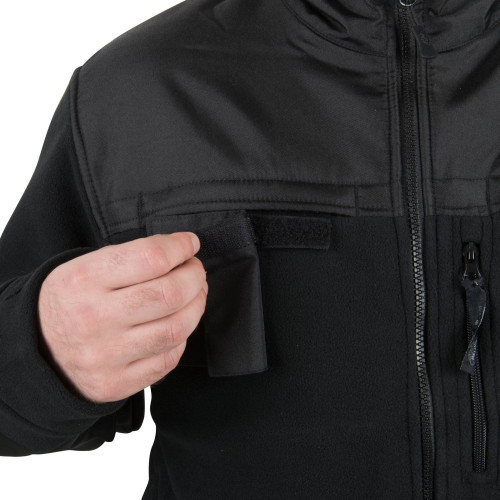 DEFENDER Jacket - Fleece Detail 16