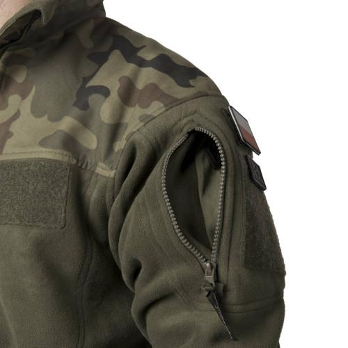 Polish INFANTRY Jacket - Fleece Detail 5