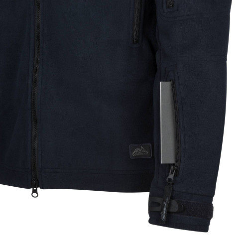 LIBERTY Jacket - Double Fleece Detail 7