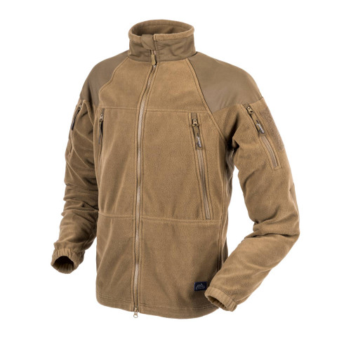 STRATUS® Jacket - Heavy Fleece Detail 1