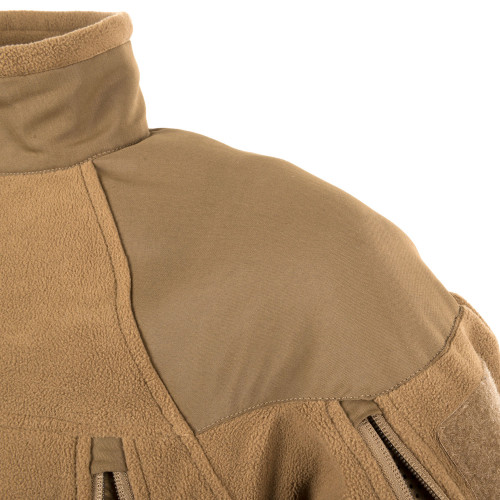 STRATUS® Jacket - Heavy Fleece Detail 4