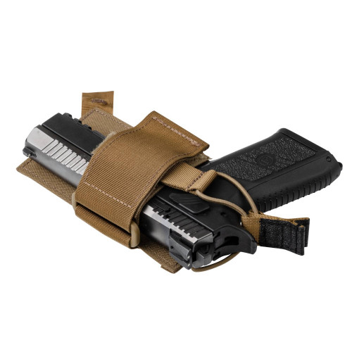Inverted Pistol Holder Insert® - Cordura® Detail 7