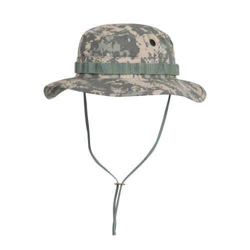 ACU Hat - PolyCotton Ripstop Detail 1