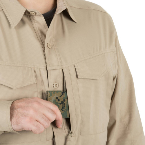 DEFENDER Mk2 Tropical Shirt® Detail 7