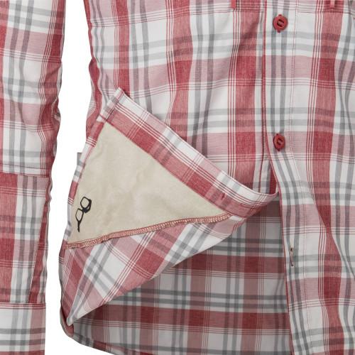TRIP Shirt - Nylon Blend Detail 6