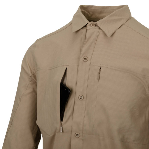 TRIP LITE Shirt - Polyester Detail 5