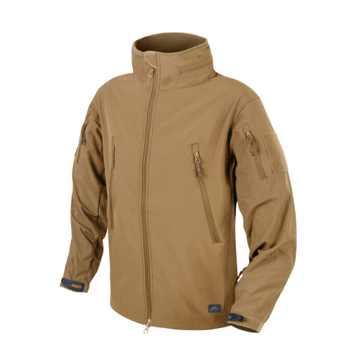 GUNFIGHTER Jacket - Shark Skin Windblocker Detail 1