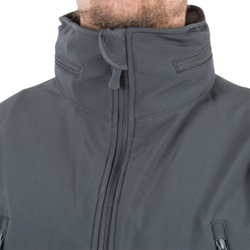 GUNFIGHTER Jacket - Shark Skin Windblocker Detail 5