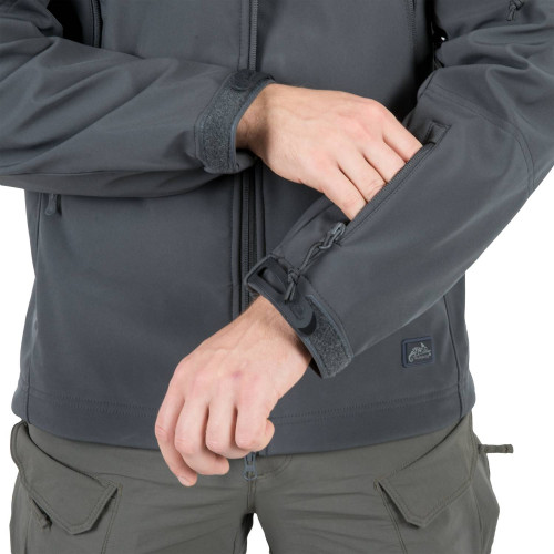GUNFIGHTER Jacket - Shark Skin Windblocker Detail 12