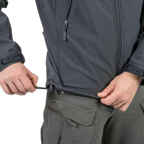 GUNFIGHTER Jacket - Shark Skin Windblocker Detail 18