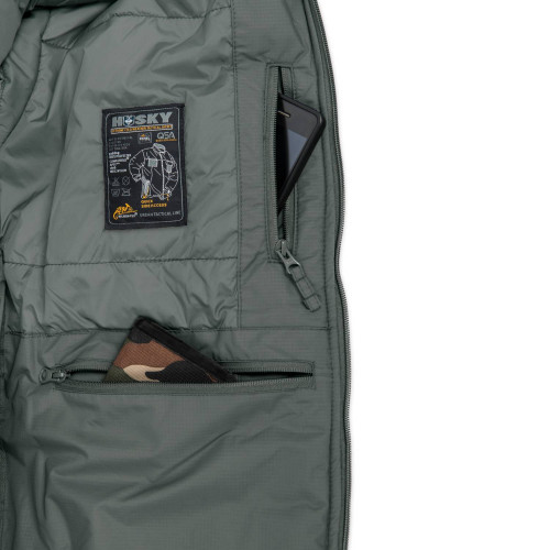 HUSKY Tactical Winter Jacket - Climashield® Apex 100g Detail 9