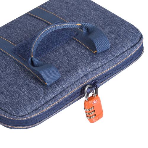 Single Pistol Wallet® - Nylon Detail 4