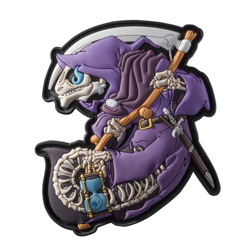 Chameleon Reaper Patch Detail 1