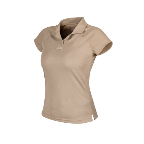Women's UTL® Polo Shirt - TopCool Lite Detail 1
