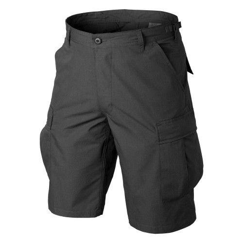 BDU Shorts - PolyCotton Ripstop Detail 1