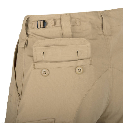 CPU® Shorts - Cotton Ripstop Detail 7