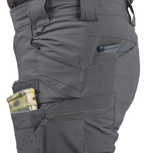 "OTS (Outdoor Tactical Shorts®) 11""® - VersaStrecth® Lite Detail 9"