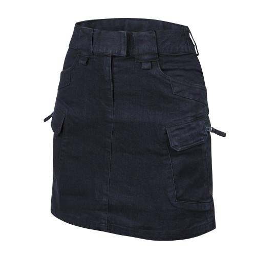 UTL SKIRT® (Urban Tactical Skirt®) - Denim Detail 1