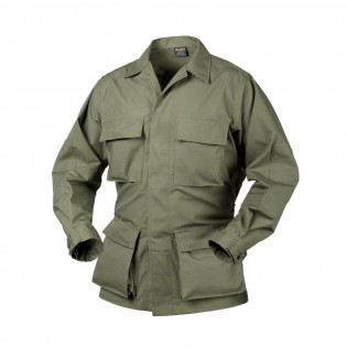 BDU Shirt - PolyCotton Ripstop