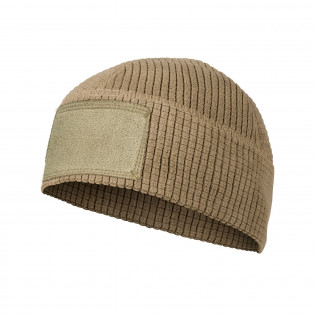 RANGE Beanie Cap® - Grid Fleece