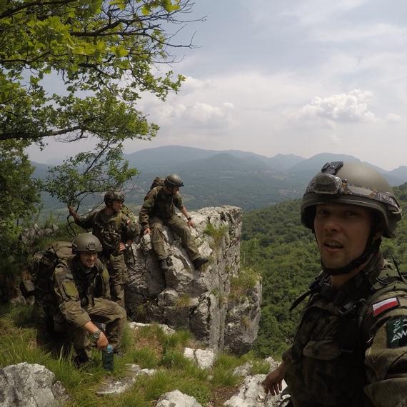 Italian Raid Commando