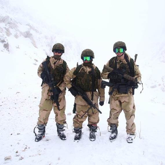 Military Ski Patrol